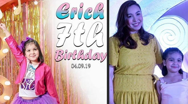 SEE: Marjorie Barretto and family celebrate daughter Erich Avery's 7th birthday
