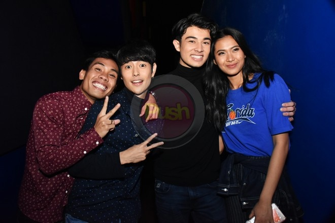Check out the celebrities who came to the premiere night of Last Fool Show.