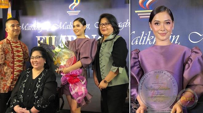 Maja Salvador, ipinakilala bilang bagong dance ambassador ng NCCA