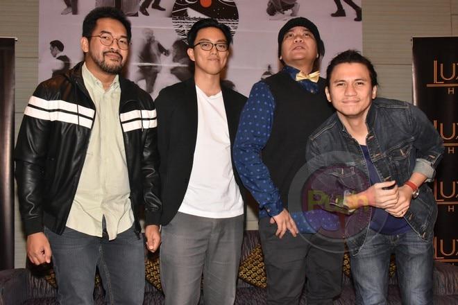 Spongecola's Sea of Light concert held in Powermac Spotlight Circuit Makati last March 29.