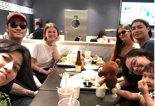 LOOK: Josie Prendergast spotted among Zanjoe Marudo's friends in Hong Kong