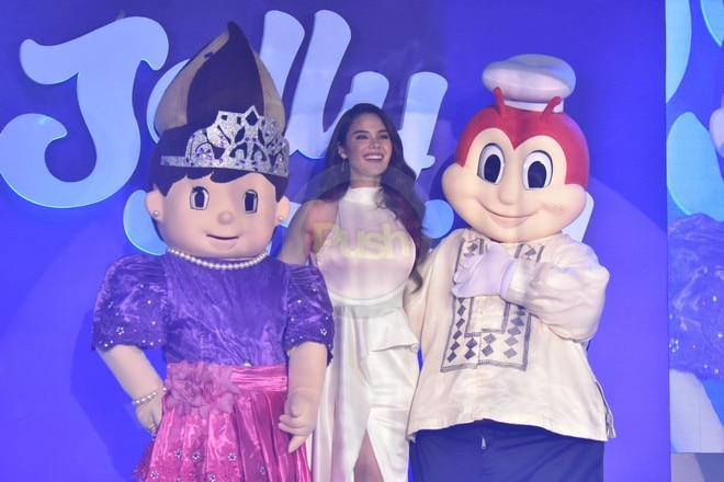 Catriona Gray is new face of Jollibee Twirl.