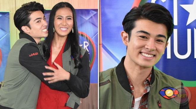 Andre Brouillette to Lou Yanong: 'I never thought I'd meet someone like you'