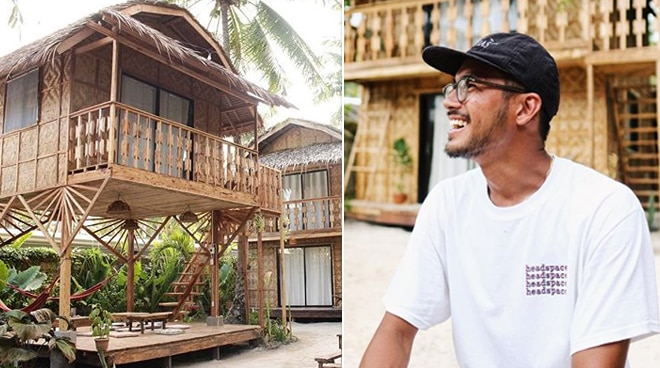 Remember MYX VJ Chino Lui Pio? He now owns a cozy hostel in Siargao