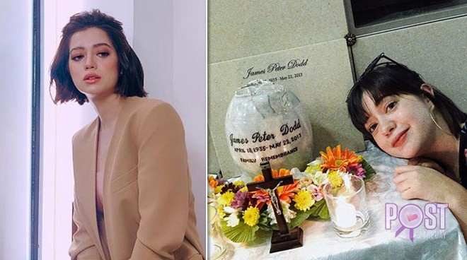 LOOK: Sue Ramirez remembers her late father on his birthday