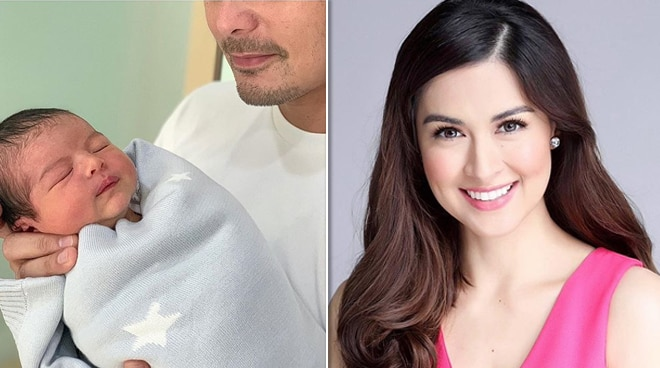 Marian Rivera explains why son is an answered prayer to her and Dingdong Dantes