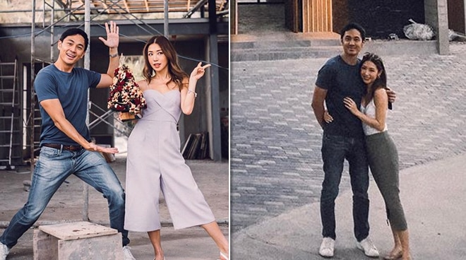 Former PBB housemate Slater Young's future home with wife is almost finished