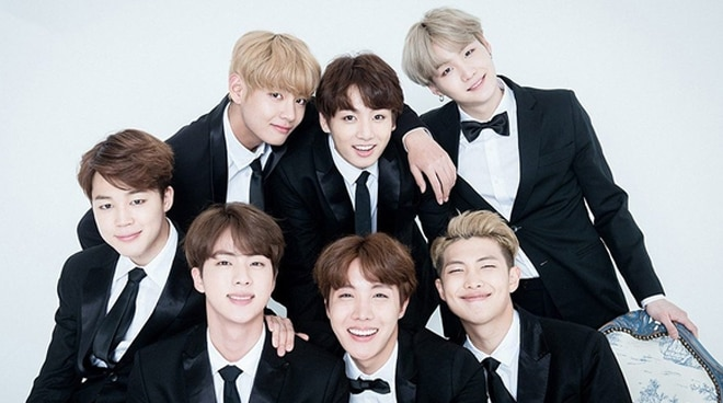 K-Pop group BTS breaks Billboard record held by The Beatles