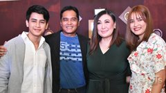 Sharon Cuneta and John Arcilla topbill the Erik Matti horror film 'Kwaresma'