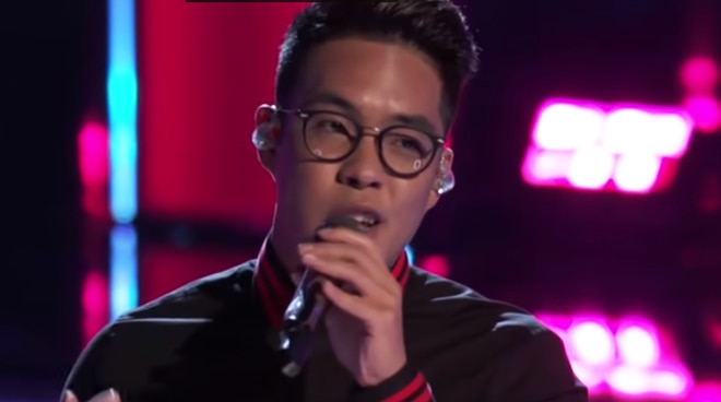 Pinoy singer Jej Vinson advances to the Top 24 of 'The Voice US'