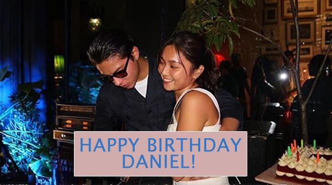 LOOK: Kathryn Bernardo flies home for Daniel Padilla's birthday celebration