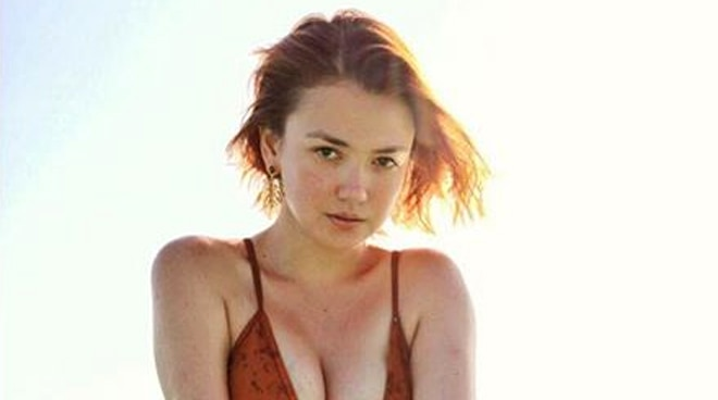 Angelica Panganiban responds to a fan schooling her for failed relationships