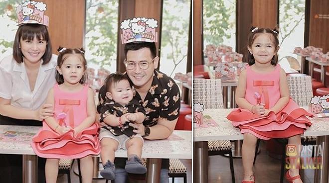 SEE: John Prats, Isabel Oli's daughter turns three
