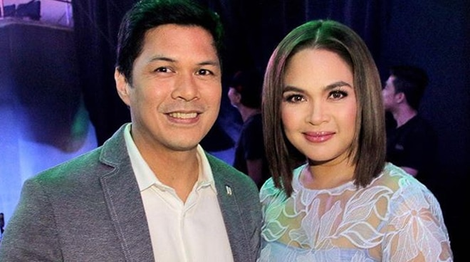 Judy Ann Santos on working with Raymart Santiago in a new soap: 'Madaldal pala siya'