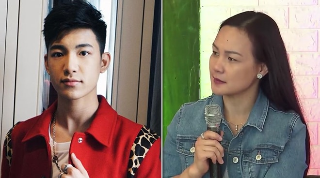 Darren Espanto becomes emotional with his mother's message