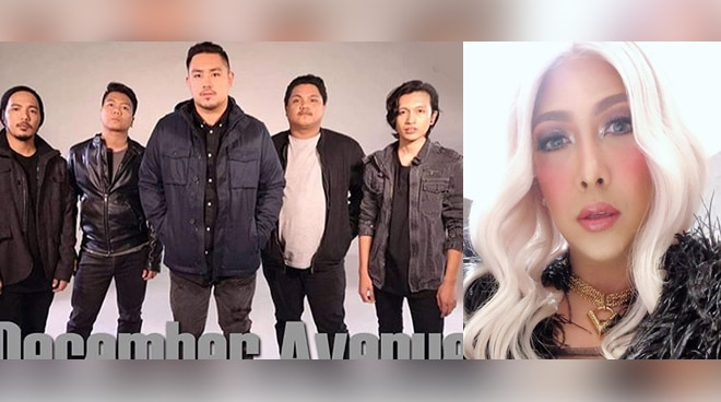 Vice Ganda apologizes to December Avenue, band reacts