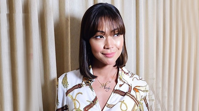 Jodi Sta Maria dreams of putting up a clinic for people with depression