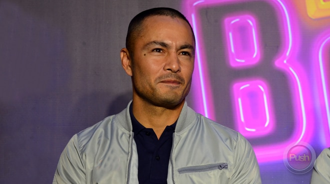 Derek Ramsay talks about his college life in the US