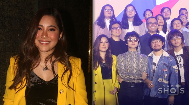Moira dela Torre and other Pinoy singers attend Spotify's Tatak Pinoy Media Launch