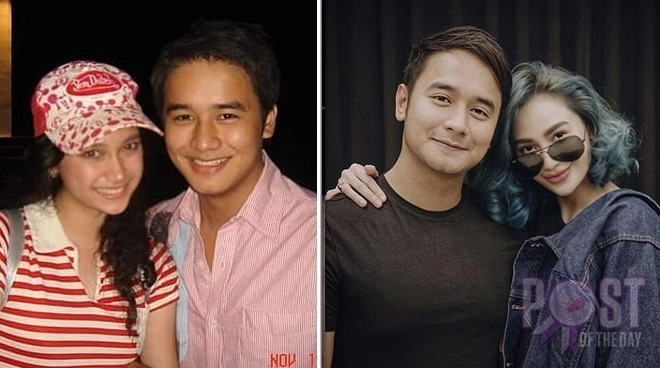 THROWBACK: Take a look at Arci Muñoz and JM de Guzman from 14 years ago