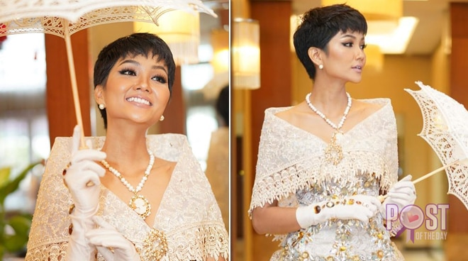 LOOK: Miss Vietnam stuns in a Filipiniana gown