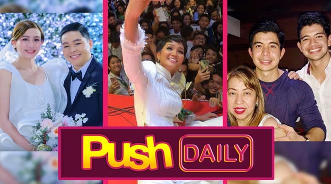 PUSH DAILY TOP 3: Mitch Talao, Miss Vietnam 2018 H'hen Nie, Rodjun and Rayver Cruz