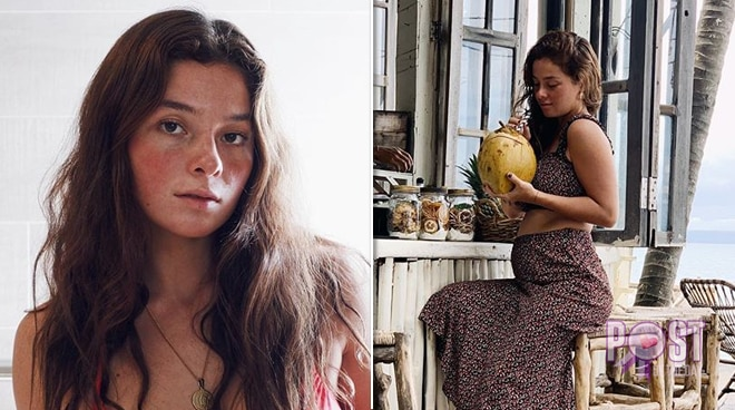 Andi Eigenmann claps back at netizen who told her 'sayang' for not getting married