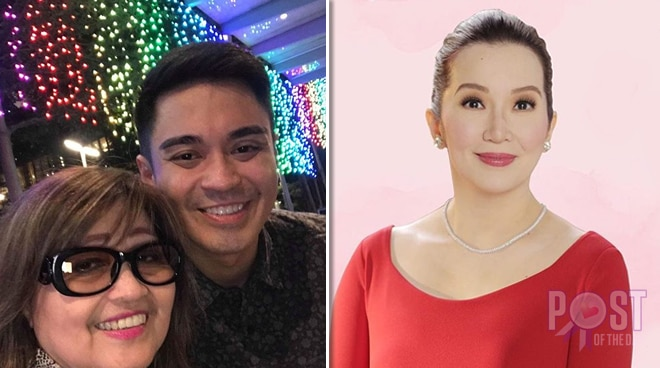Nicko Falcis's mother to Kris Aquino: 'You used your paid minions to slowly identify my son'