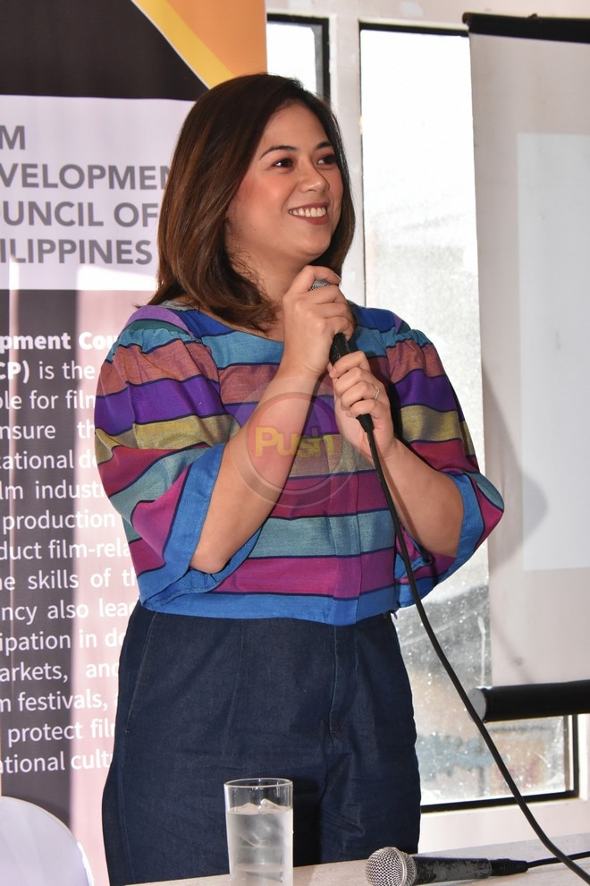 FDCP to have many special projects this year, as told by Liza Dino.