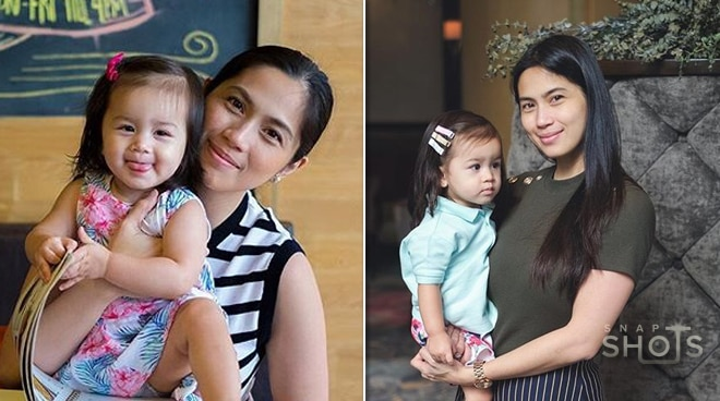 Meet Diana Zubiri's cute daughter Aaliyah Rose