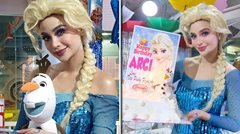 LOOK: Arci Muñoz dresses up as Queen Elsa in post-birthday celebration