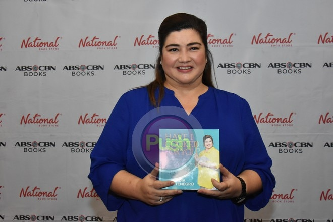Nadia Montenegro released her new cookbook titled 'Have I Cooked For You?'