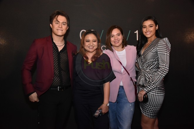 LizQuen's movie Alone/Together opens on February 13 in cinemas nationwide.