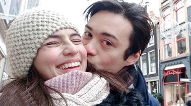 Jasmine Curtis-Smith, boyfriend spend third anniversary in Netherlands