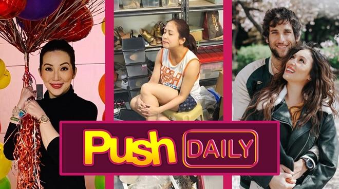 PUSH DAILY TOP 3: Kris Aquino, Jolina Magdangal, Solenn Heussaff and Nico Bolzico