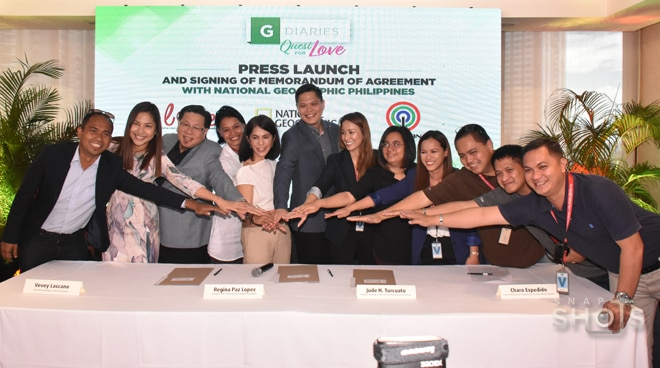 Gina Lopez's G Diaries Season 3 partners with National Geographic Channel