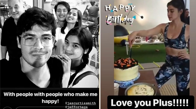 This is how Anne Curtis celebrated her 34th birthday