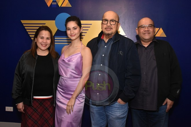 From Star Magic, Coleen is now a Viva artist.