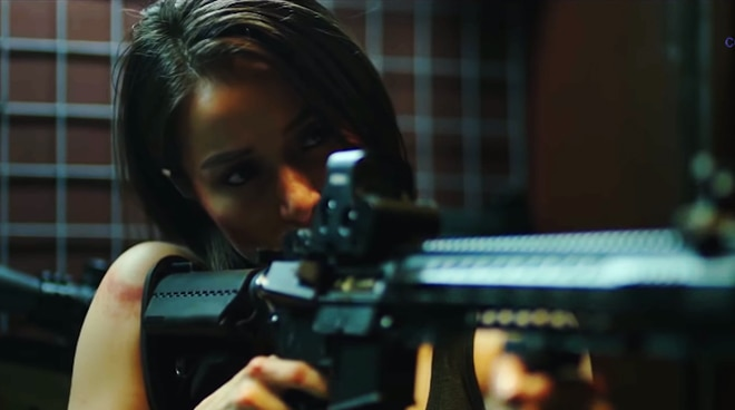 WATCH: Cristine Reyes plays an assassin in new action film Maria