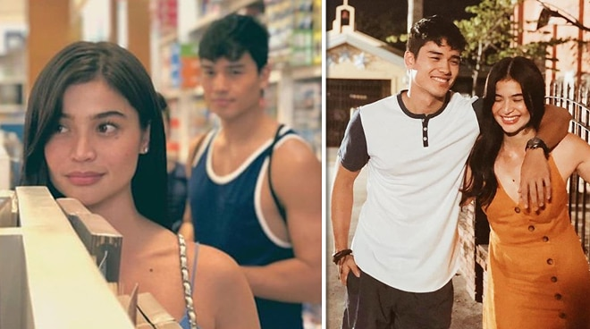 Anne Curtis and Marco Gumabao start shooting their movie 'Just a Stranger'
