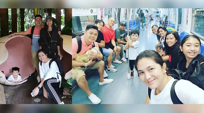 LOOK: Dimples Romana's fun family vacation in Singapore