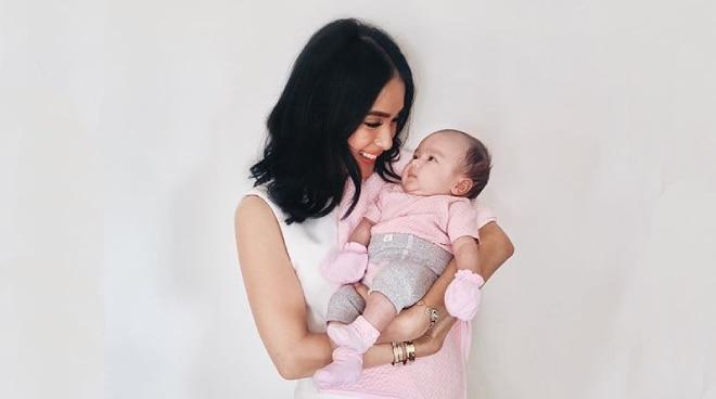 Heart Evangelista posts a touching message for niece Bella, recalls miscarriage