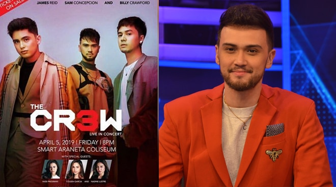 Billy Crawford releases new song featuring James Reid, Marcus Davis Jr.