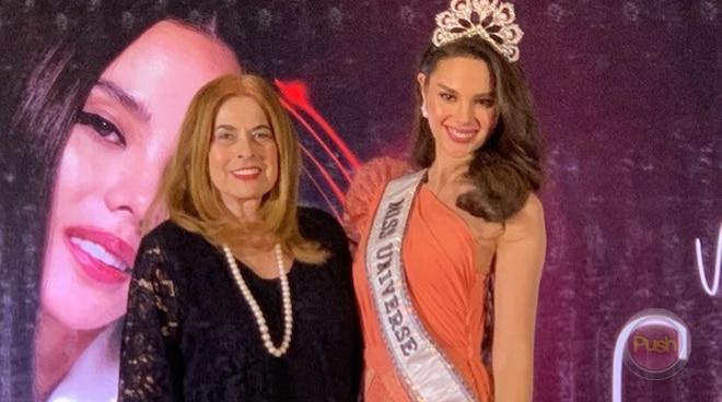 Catriona Gray, may payo sa susunod na Miss Universe Philippines