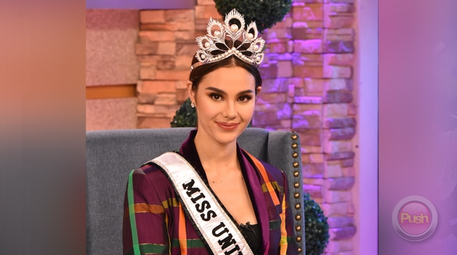 Miss Universe 2018 Catriona Gray confirms she is now single