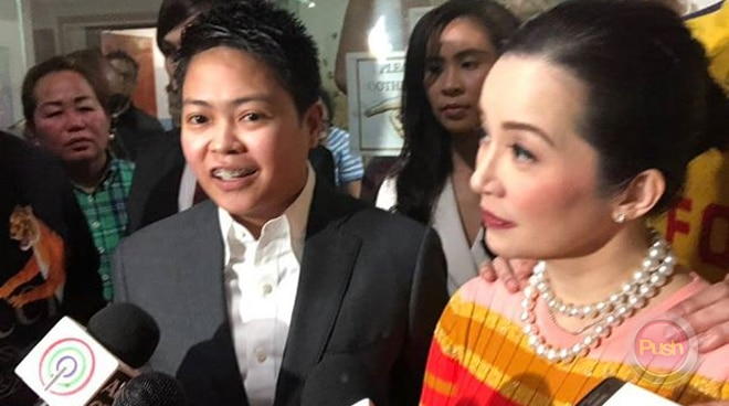 Kris Aquino lawyers to file motion for reconsideration