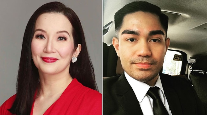 Kris Aquino to Nicko Falcis: 'This is not a fight that should be done on social media'