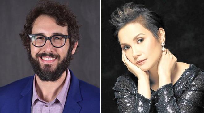 WATCH: In a wheelchair, Lea Salonga joins Josh Groban for a duet