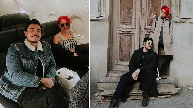 FIRST LOOK: Cristine Reyes and Xian Lim start shooting 'Untrue' in the country of Georgia