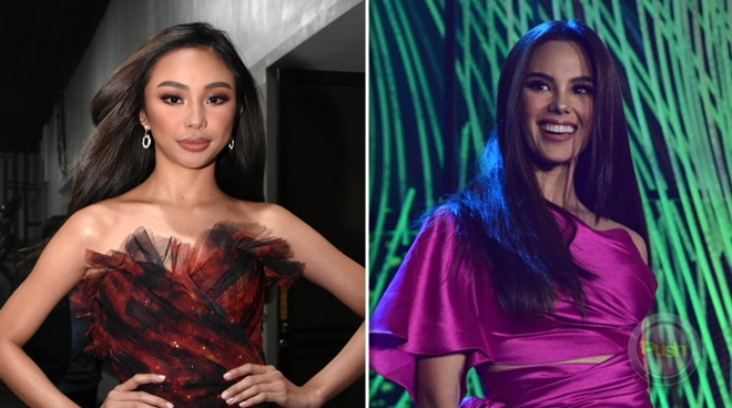 Maymay Entrata reacts to speculations she is portraying Catriona Gray in 'MMK'